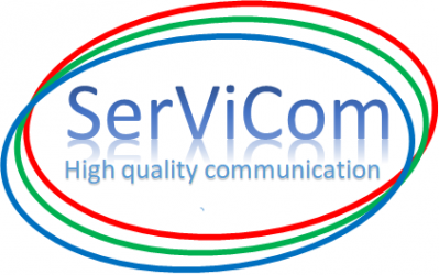 Servicom – High quality communication